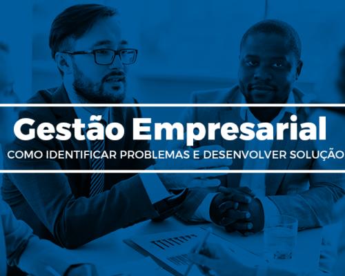 Gestão Empresarial – Como Identificar Problemas E Desenvolver Solução