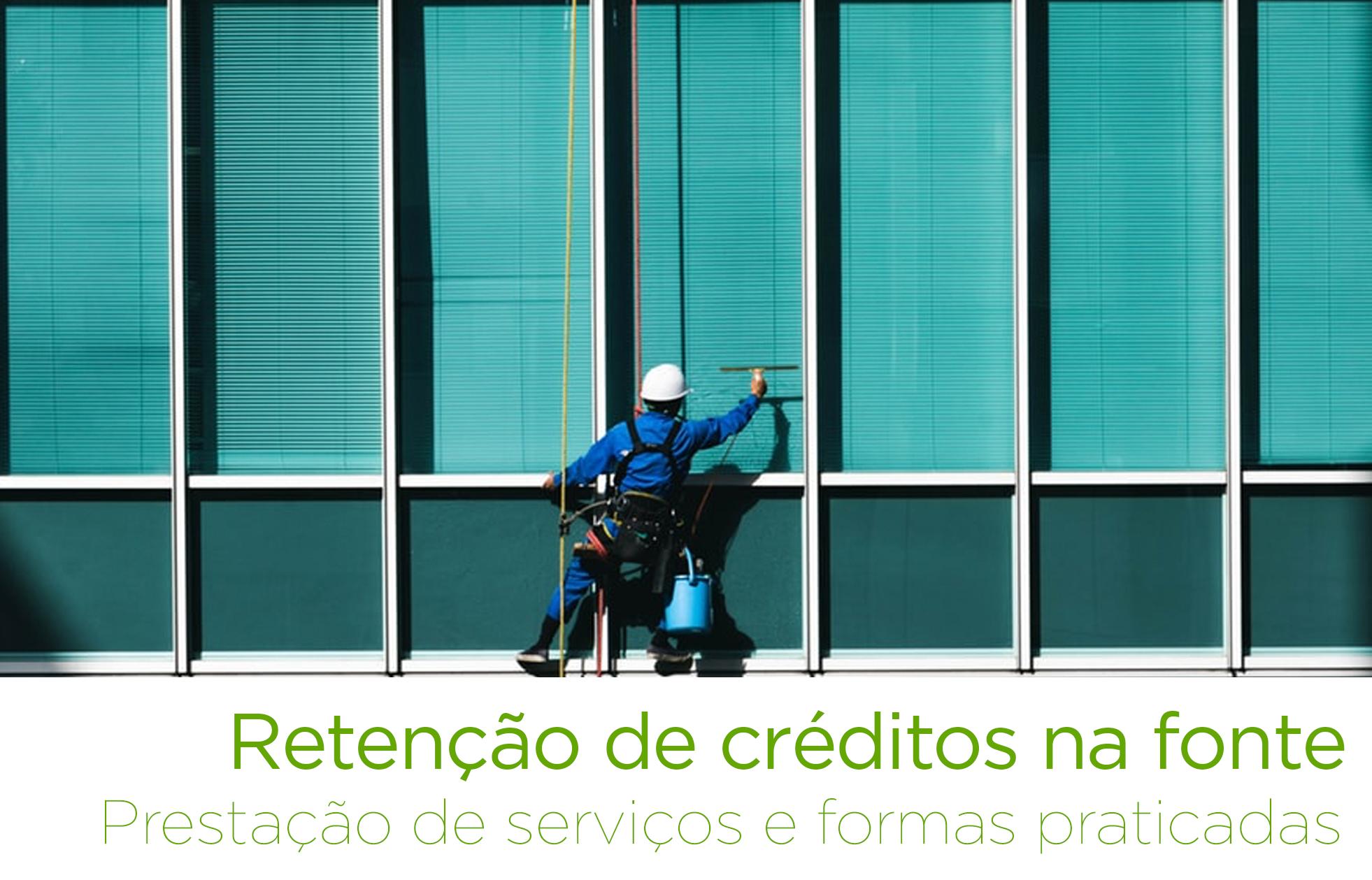 Retenção Creditos Previcenciairios